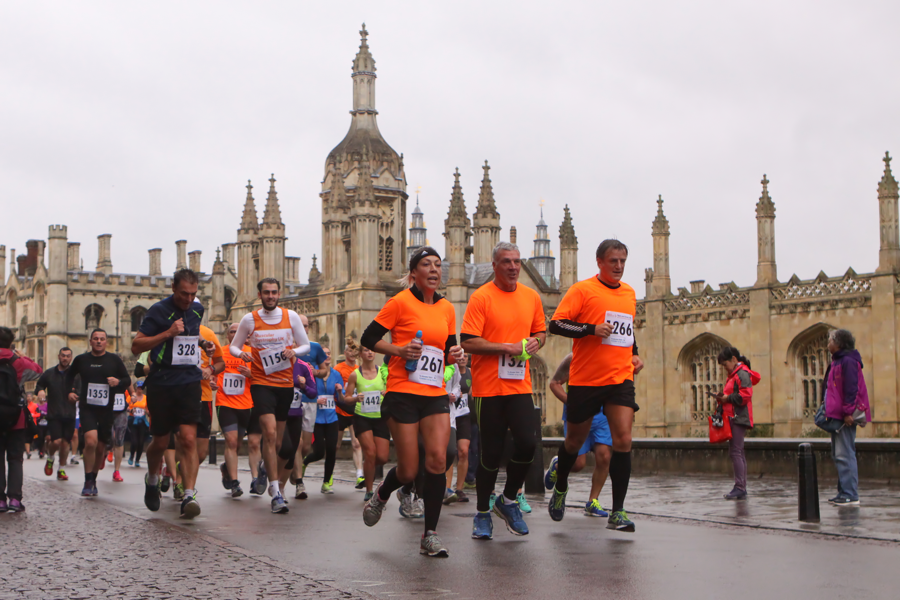 2016 Cambridge Town&Gown 10k, in aid of Muscular Dystrophy